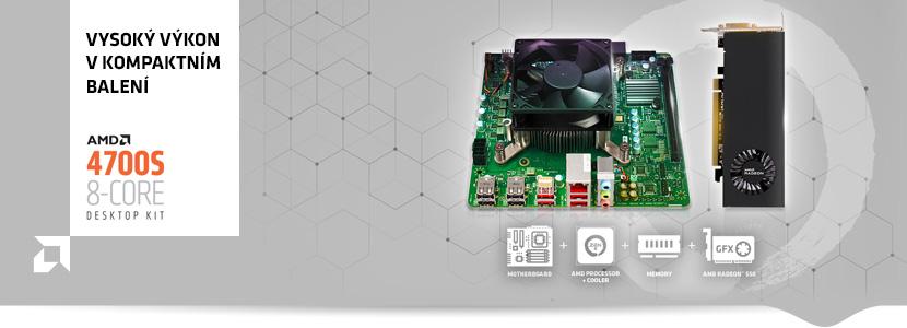 AMD desktopová sada 4700S